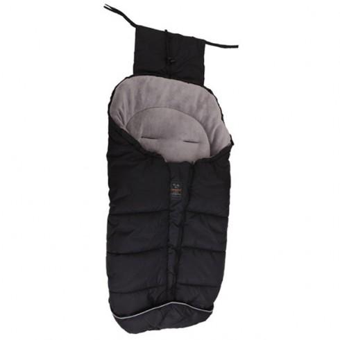Sac de dormit Cangaroo Fluffy negru