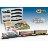 Trenulet electric Pequetren colorat