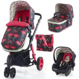 Carucior Cosatto Giggle 3 in 1 flamingo fling