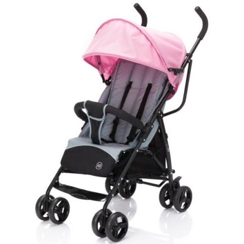 Carucior Fillikid Glider Plus pink