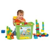 Jucarie Molto Cutie 100 de cuburi