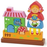 Puzzle 3D magnetic New Classic Toys Scufita Rosie