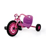 Tricicleta Hauck Typhoon pink