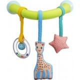 Arcada jucarii cu ventuze Vulli Girafa Sophie