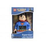 Ceas desteptator LEGO DC Super Heroes Superman (9005701) {WWWWWproduct_manufacturerWWWWW}ZZZZZ]