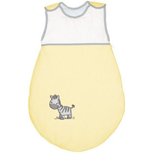 Sac de dormit Ceba Baby Mammy Zebra galben