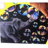 Set Pustefix Bubelix Elefant pentru baloane de sapun