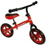 Bicicleta fara pedale Arti Speedy Free rosu