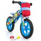 Bicicleta fara pedale Milly Mally King bob