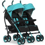 Carucior Easy Go Duo Comfort malachite