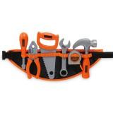 Jucarie Smoby Centura Black & Decker cu 6 unelte