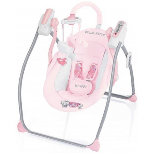 Leagan electric Brevi Hello Kitty Miou