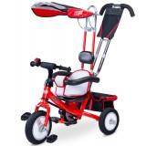 Tricicleta cu copertina Toyz Derby red