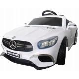 Masinuta electrica R-Sport Mercedes SL63 Alb