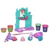 Set creatie Hasbro Play-Doh Castelul Subacvatic al Micii Sirene Ariel