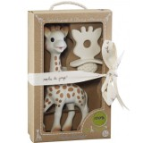 Set jucarii Vulli girafa Sophie So pure