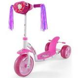 Trotineta Milly Mally Crazy pink