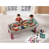 Joc Step2 Deluxe Canyon Road Train and Track Table