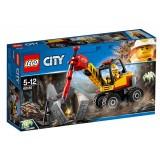 LEGO Mining Ciocan pneumatic pentru minerit (60185) {WWWWWproduct_manufacturerWWWWW}ZZZZZ]