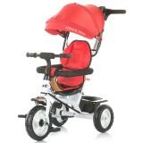 Tricicleta Chipolino Primus Maxx red
