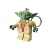 Breloc cu lanterna LEGO Yoda (LGL-KE11) {WWWWWproduct_manufacturerWWWWW}ZZZZZ]