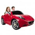 Masinuta electrica Feber Ferrari California