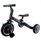Tricicleta Eurobaby Extreme TR001 4 in 1 negru