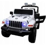 Masinuta electrica R-Sport Jeep X10 TS-159 alb