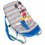 Scaunel balansoar Hauck Rocky Mickey Geo blue