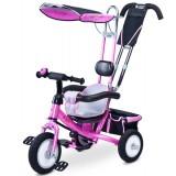 Tricicleta cu copertina Toyz Derby pink