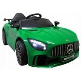 Masinuta electrica R-Sport Mercedes AMG GTR-S verde