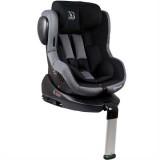 Scaun auto BabyGo Iso rotativ 360 cu Isofix black