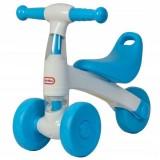 Tricicleta fara pedale Ecotoys 3468 albastru