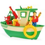 Barca Simba Fireman Sam Charlies Fishing Boat cu figurina {WWWWWproduct_manufacturerWWWWW}ZZZZZ]