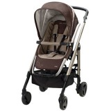 Carucior Bebe Confort Trio Loola2 walnut brown