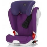Scaun auto Britax - Romer Kidfix XP Sict cu sistem Isofix mineral purple 2016