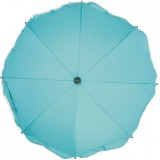 Umbreluta parasolara pentru carucioare Fillikid turquoise