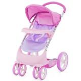 Carucior pentru papusi Chipolino Lola pink