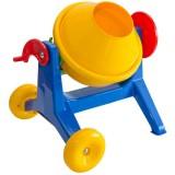 Jucarie betoniera Super Plastic Toys Outside Work
