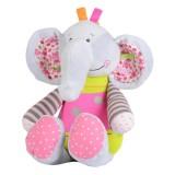 Jucarie de plus zornaitoare Baby Ono elefant 1195