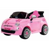 Masinuta Peg Perego Fiat 500 Star pink