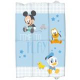Saltea de infasat pliabila Disney Eurasia Mickey