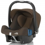 Scaun auto Britax - Romer Baby-Safe plus SHR II wood brown 2016
