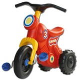 Tricicleta Dohany Motocicleta Cross cu 3 roti