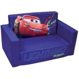 Canapea extensibila Fun House Lightning McQueen