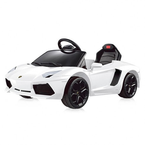 Masinuta electrica Chipolino Lamborghini Aventador white