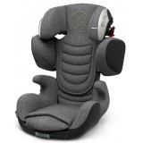 Scaun auto Kiddy Cruiserfix 3 cu sistem Isofix grey melange super green
