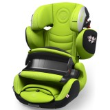 Scaun auto Kiddy Guardianfix 3 cu sistem Isofix lime green