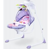 Balansoar electric Caretero Bugies purple