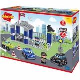 Joc de construit Ecoiffier Abrick Statia de Politie